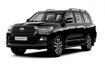 Toyota Land Cruiser 200 (2018 г.в.)