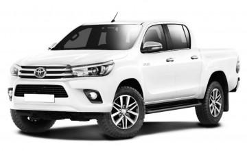 Toyota Hilux (2017-2018 г.в.)