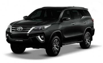 Toyota Fortuner (2018 г.в.)