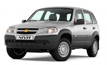 GM Chevrolet Niva (2018-2019 г.в.)